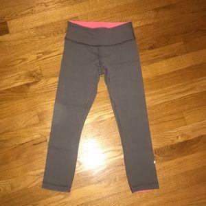 Lulu lemon reversible size 2 leggings